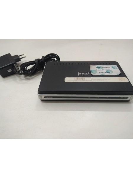Принт-сервер D-Link DPR-1061 (арт:0140)