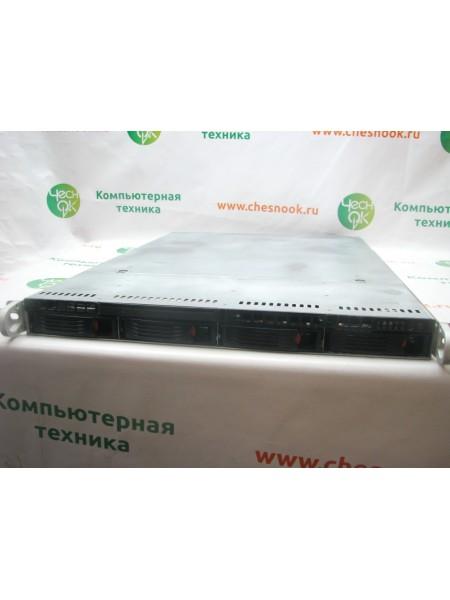 Сервер SuperMicro X7DBR-E /E5405/4Gb/650W