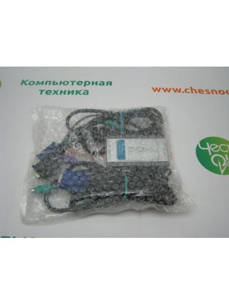 КVM-переключатель D-link KVM-121