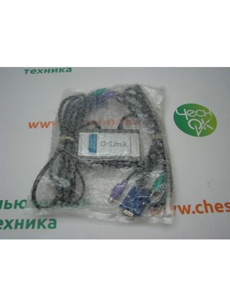 КVM-переключатель D-link DKVM-2K