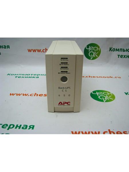 APC Back-UPS CS650