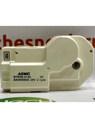 Мотор подъема лотка Asmo AX040063 для Ricoh Aficio 550/650