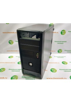 Корпус Midi-Tower Inwin Black 204346