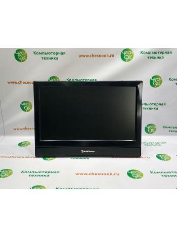 Моноблок Kraftway KM48 E7500/G43/4GB/250GB/W7Px64 Black