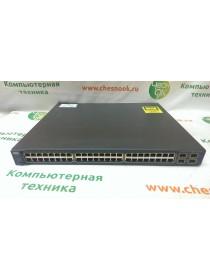 Коммутатор Cisco WS-C3560-48PS-S