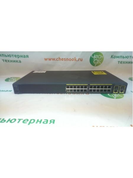 Маршрутизатор Cisco WS-C2960-24TC-L