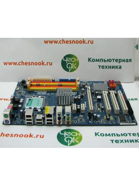 MB Asrock P5B-DE rev. G/A 1.05 s775