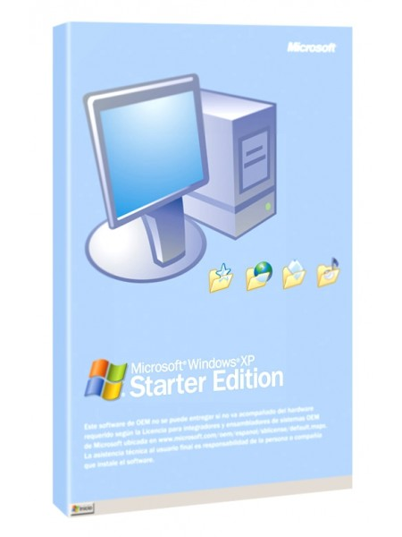 Windows XP Strater