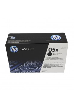Картридж HP 05X CE505X Black