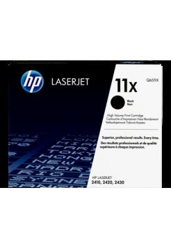 Картридж HP 11X Q6511X Black
