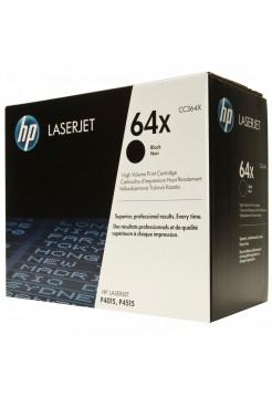Картридж HP 64X CC364X Black