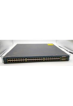 Коммутатор Cisco Catalyst WS-C3550-48-SMI