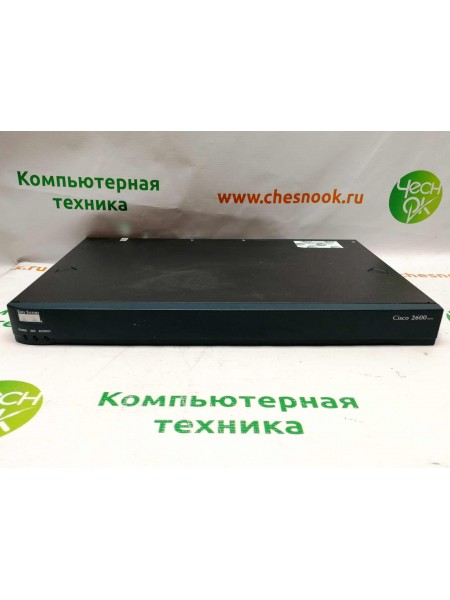 Маршрутизатор Cisco 2610 б/у