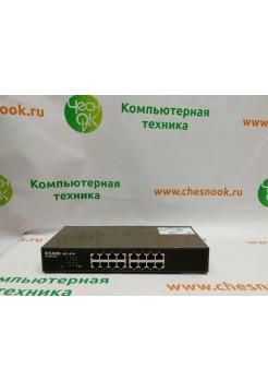 Коммутатор D-link DES-1016A