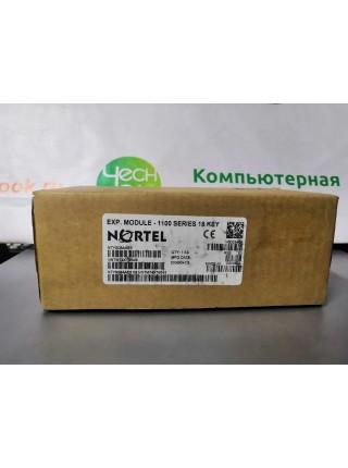 Модуль расширения Nortel для IP Phone 1100 Series 18 Key