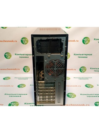Корпус Midi-Tower Thermaltake Matrix VX VD3000BNA Black AL