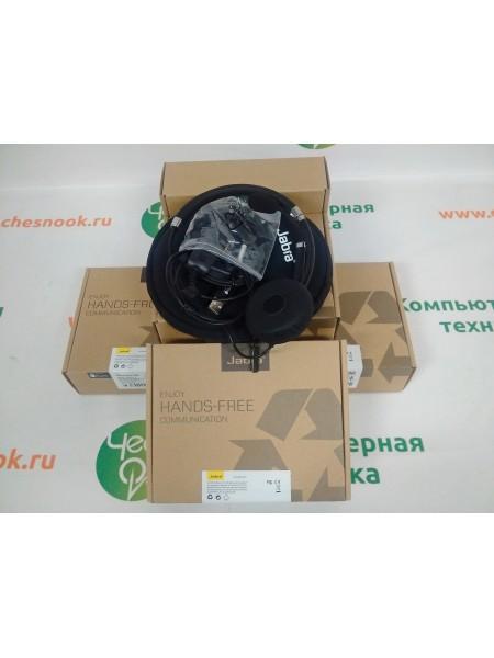 Гарнитура Jabra UC VOICE 750 MS Mono Dark