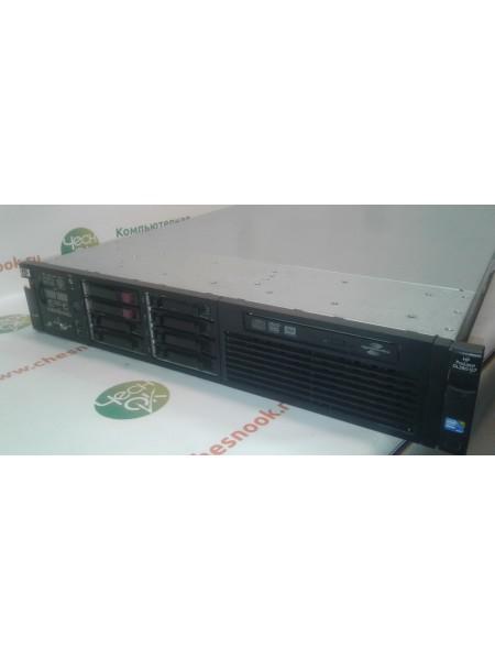 Сервер HP DL380 G7 X5650x2/300SASx2/64Gb/2x460W 2U