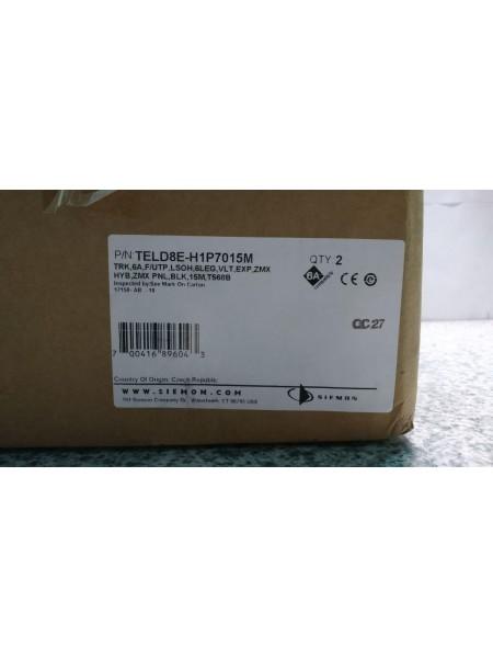 Кабельная сборка SIEMON TELD8E-H1P7015M