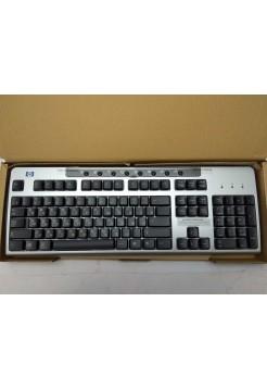 Клавиатура HP SDL4000 PS/2 Silver-Black (105 высоких клавиш) Новая
