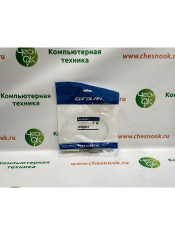 Патч-корд 110-RJ45 Eurolan 22B-18-01GY, 1m