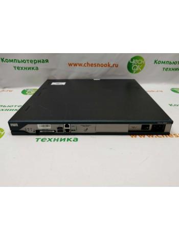Маршрутизатор Cisco 2811 + WIC-2T уценка