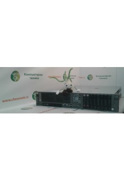 Сервер HP DL360 G5 E5420x2/16Gb/72x2/800Wx2 2U