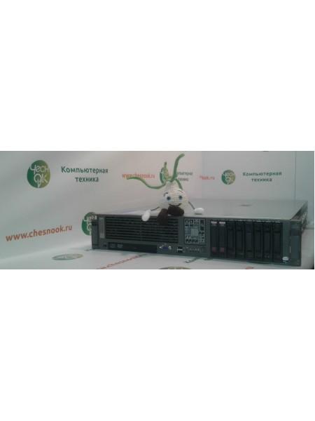 Сервер HP DL360 G5 E5420x2/16Gb/72x2/800Wx2 2U