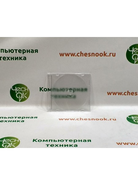 Коробка для оптического диска CD/DVD 200шт