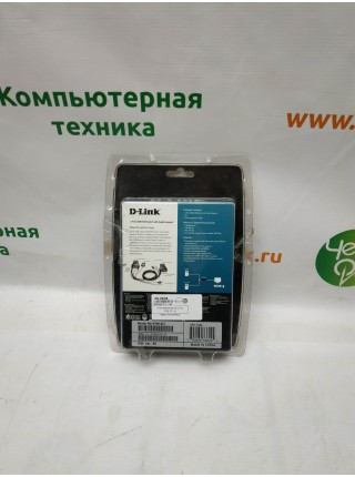 KVM переключатель D-Link KVM-221