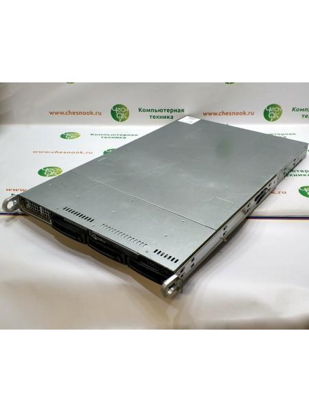 Сервер Aquarius Server T50 Q40/AMD6174x4/256Gb/1400W 1U