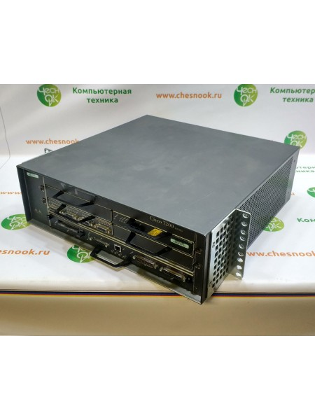 Шасси Cisco 7204 + 3 модуля