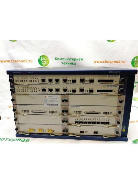 Сервер доступа Huawei Quidway NetEngine 20E-8 с модулями