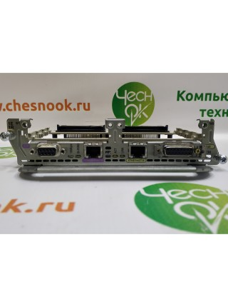 Модуль Cisco NM-1E1R2W