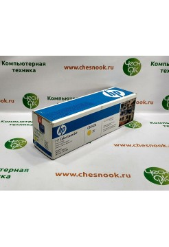 Картридж HP 125A CB542A Yellow
