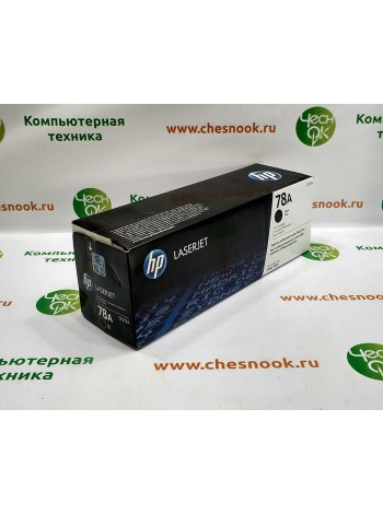 Картридж HP 78A CE278A Black
