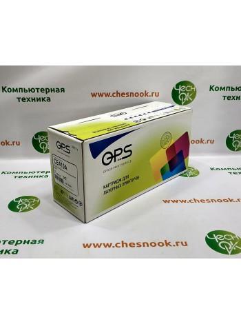 Картридж OPS 305A CE410A Black