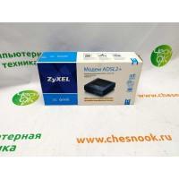 Модем Zyxel OMNI ADSL2+ P660RU2 (ANNEX A/B) EE FOR LAN