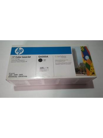 Картридж HP Q6000A Black