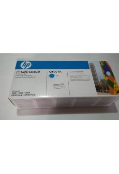 Картридж HP Q6001A Cyan