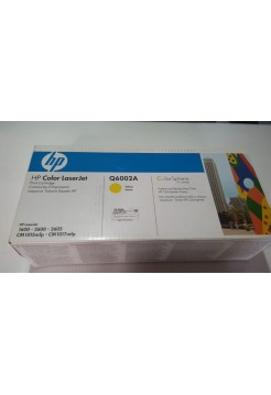 Картридж HP Q6002A Yellow