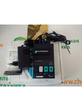 Усилитель звука Plantronics Mx10 Multimedia Amplifier 43404-02