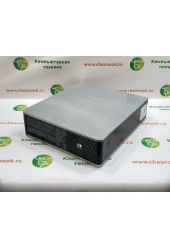 HP DC5800 SFF E7500/4Gb/SSD32Gb+ 80Gb/DVD/W7p