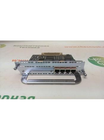Модуль Cisco BRI-4B-S/T