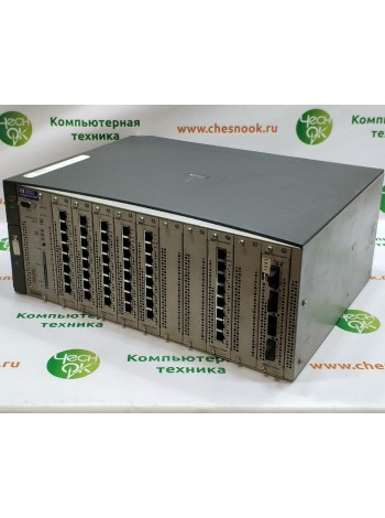 Коммутатор HP Procurve switch 4000M J4121A + 6xJ4111A+J4112A