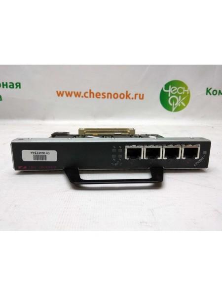 Cisco Ethernet 10BT 4-порт модуль карта 73-1556-08 800-02070-04 7000 7200 Series