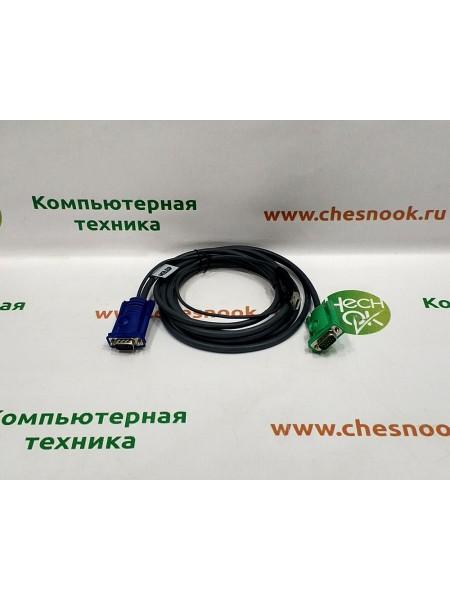 KVM кабель Aten 2L-5203U, 3m