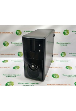 Корпус Mini-Tower Inwin Z720T Black