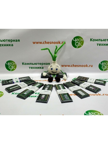 ОЗУ 1GB PC2-5300 Kingston KVR667D2E5/1G