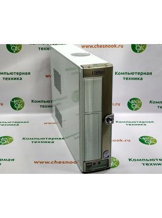 Helios E7500/Q35/4GB/80GB/250W/DOS White